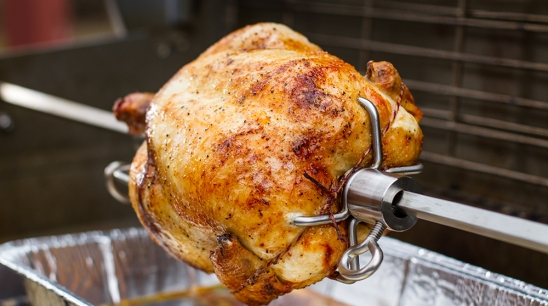 Simple Steps to the Perfect Rotisserie Chicken