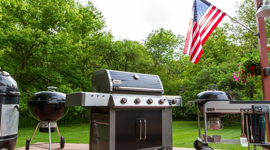 Get Grilling this Memorial Day Weekend!