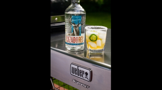 The Cazadores 100 Days of Grilling Giveaway