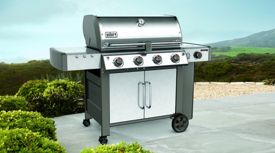 Genesis II's 10-Year Warranty: Weber Will Be There For You