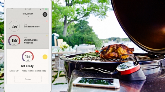 How to Pair iGrill With Your Smart Phone Or Tablet