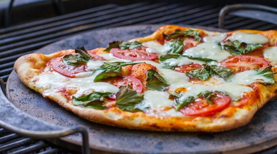 Grilled Pizza Round-Up