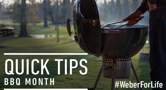 Quick Tips to Get Ready for BBQ Month!