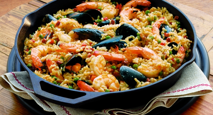 To Paella or Not?