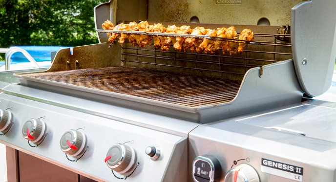 Weber's Tips for the Most Delicious Day of the Year: National Chicken Wing Day!