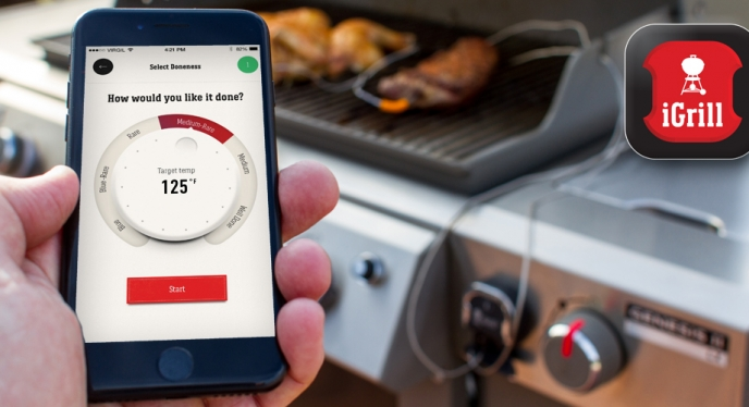 A Good Thing is Even Better! The New and Improved iGrill App