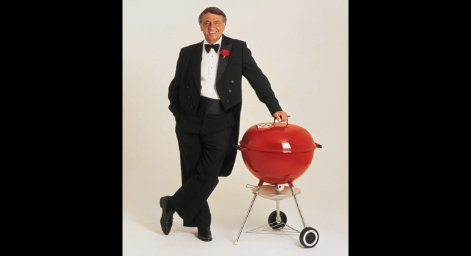 Remember the Weber Red Kettles?