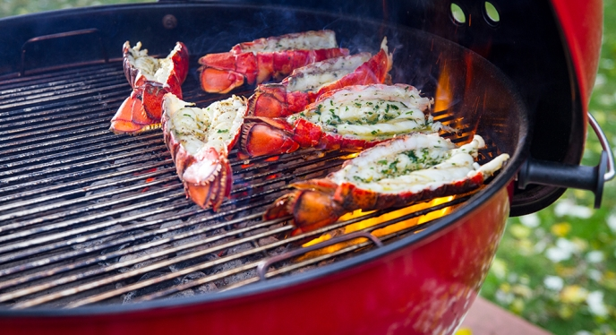 How To Grill A Lobster Tail