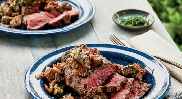 Your New Favorite Beef Tenderloin Steak Recipe