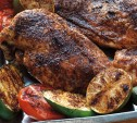 Image of Chicken Breasts with Mole Rub