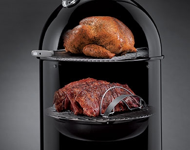 how to use weber smokey mountain