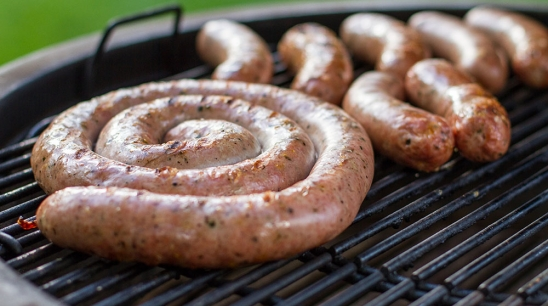 Sausage: The Grind, Stuff, and Grill