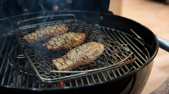 It's the Reel Deal! Check Out The Easiest Way to Grill Fish