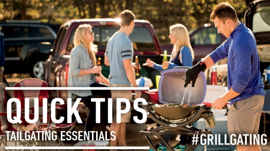 Tailgating Essentials!