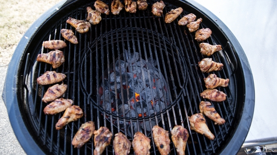 A New Way to Grill Your Game Day Wings