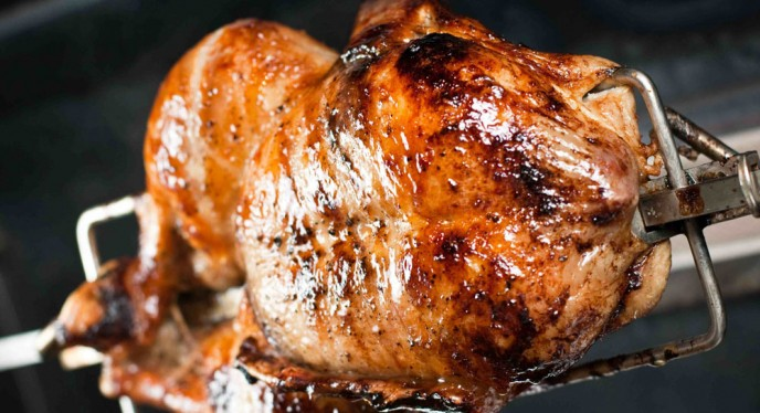 Duck: Upping Your Rotisserie Game