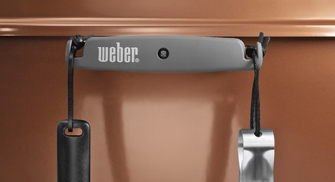 A Must Have Weber Kettle Accessory