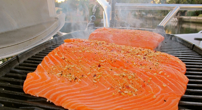 Fish on the Grill…It's Easier than you Think!