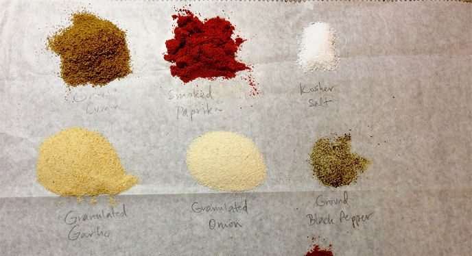 What I Am Teaching My Kids About Spices