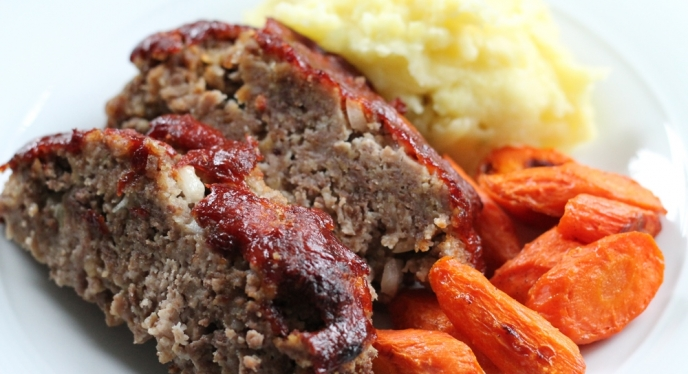 Not Your Mom's Meatloaf