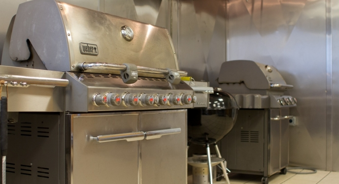 Go Behind The Scenes of Weber's Test Kitchen