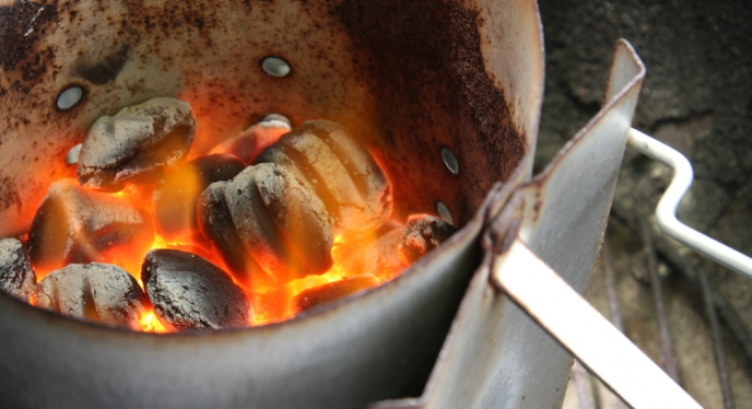 Where Does Charcoal Come From?