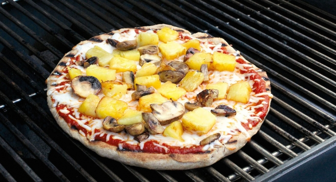 9 Steps To Grilling A Pizza