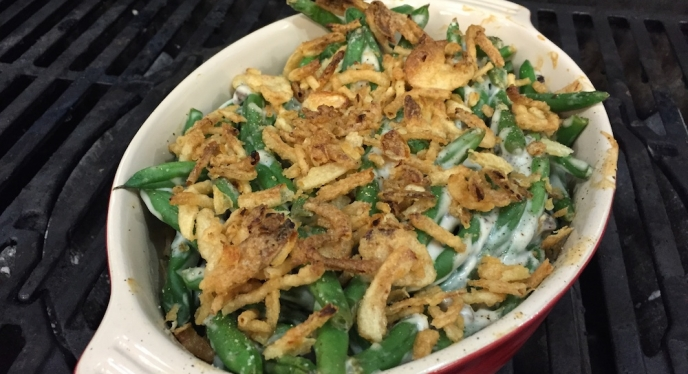 Tips For A Great Grilled Green Bean Casserole