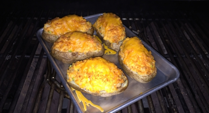 Twice Baked (Stuffed) Potatoes – A Side Worth Talking About!