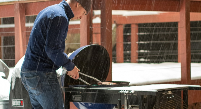 Snow Grilling Tips