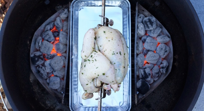 How To Set Up Your Rotisserie