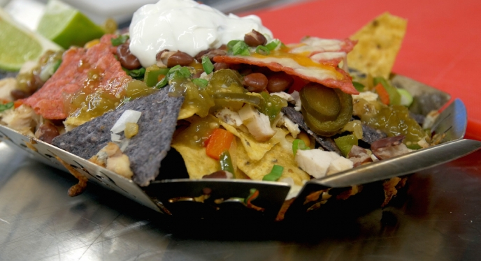 Easy Weeknight Grilled Nachos