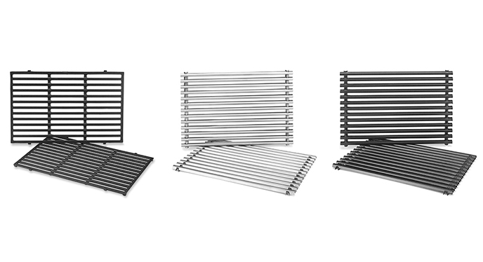 What's The Best Type of Cooking Grate?