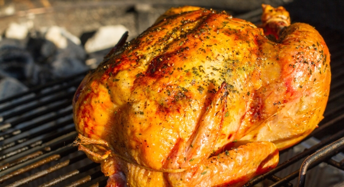 Basic Grilling Tips- How To Grill A Whole Chicken