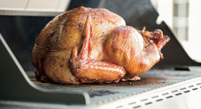 How to Cook A Turkey On Your Gas Grill