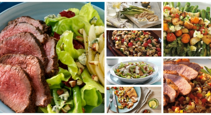 Top Salads Recipes For The New Year