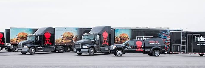 Weber's Grilling School is Hitting the Road!