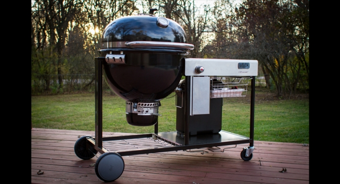 The Summit Charcoal Grill - It Has Finally Arrived!