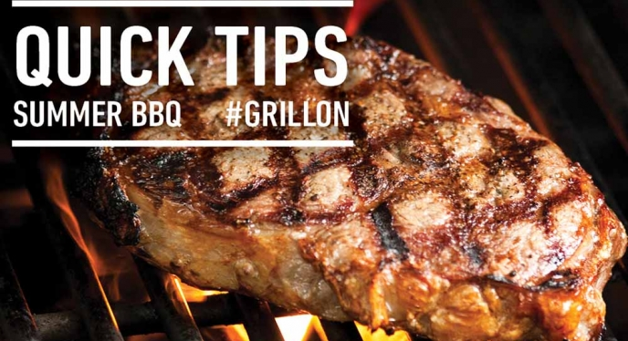 Quick Tips for Your Summer BBQ