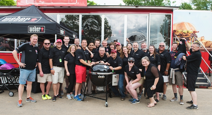 The Mobile Grill Academy at Memphis in May