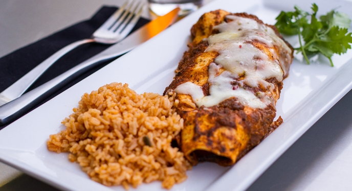 Grilled Pulled Pork Enchiladas