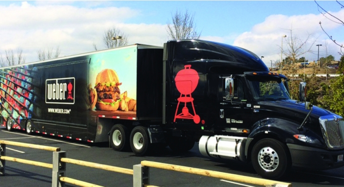 Burn Rubber, Not Burgers with the Mobile Grill Academy at Sturgis