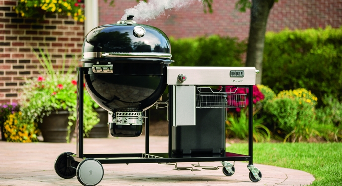 The Anatomy of the Summit Charcoal Grill