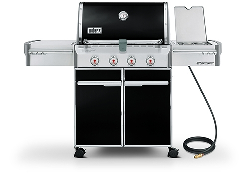 4 things you need to know about your natural gas grill - Weber Gas Grill