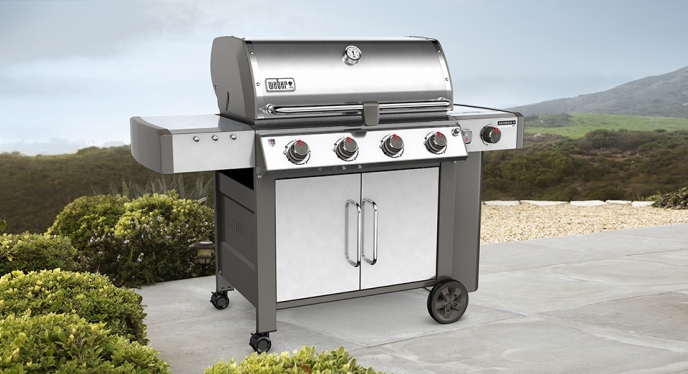 The Evolution of the Gas Grill