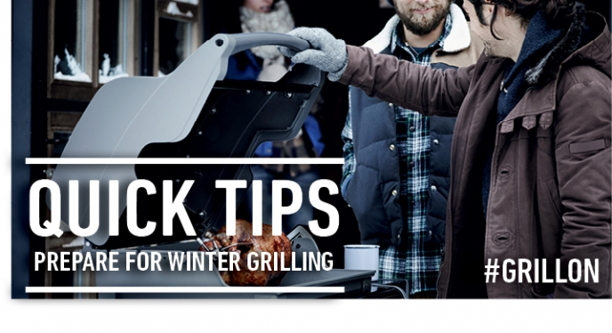 Quick Tips to Help You Prepare for Winter Grilling