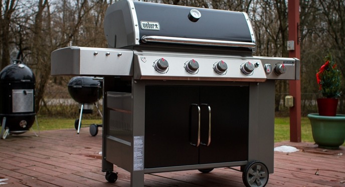 5 Must-Know Things About Your Weber Gas Grill