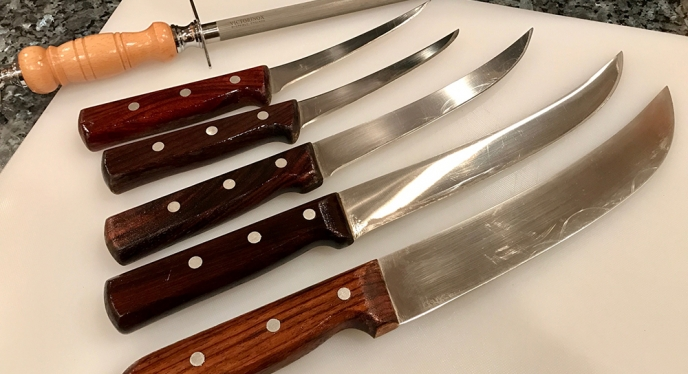 The Butcher's Guide to Knife Skills
