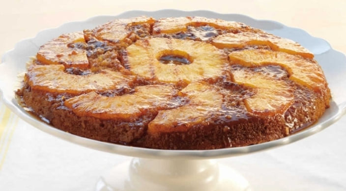 banana upside down banana coconut upside down banana upside down cake ...