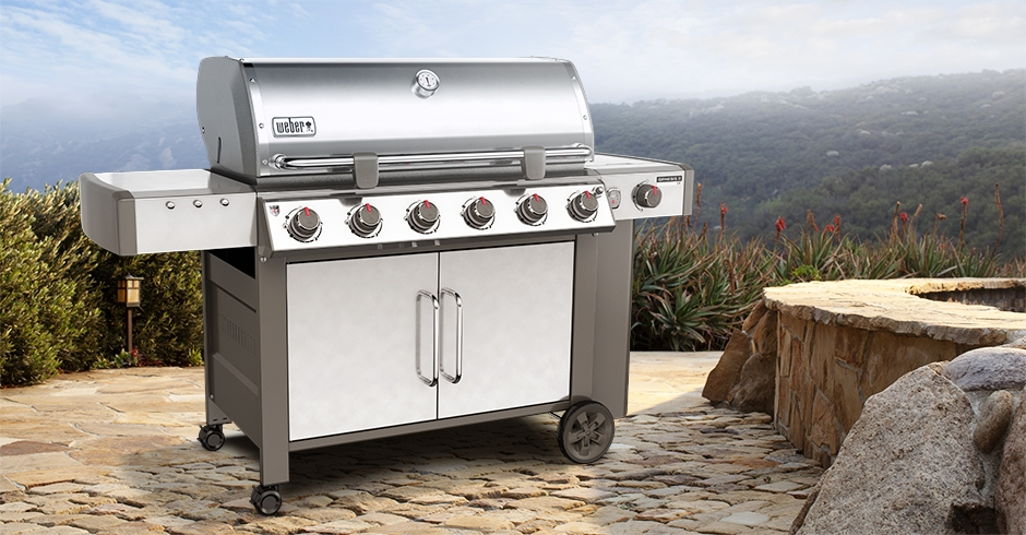 4 weber genesis ii and ii lx - Best Gas Grills